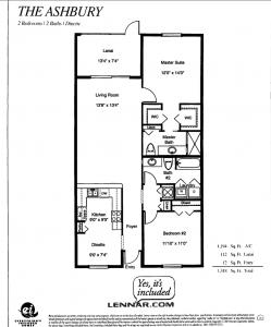Ashbury layout