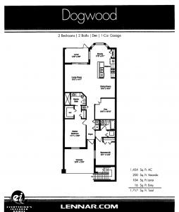 Dogwood layout