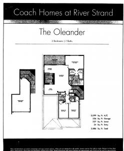 Oleander layout